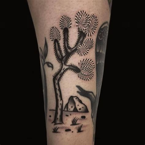 joshua tree tattoo designs 981 best images on badass blue lines