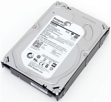Desk Top Drive by Seagate Desktop Hdd 15 St4000dm000 4000gb Hdd Review