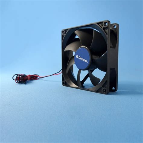 12 volt thermostatically controlled refrigerator vent fan caravansplus dometic refrigerator 12 volt ventilation fan