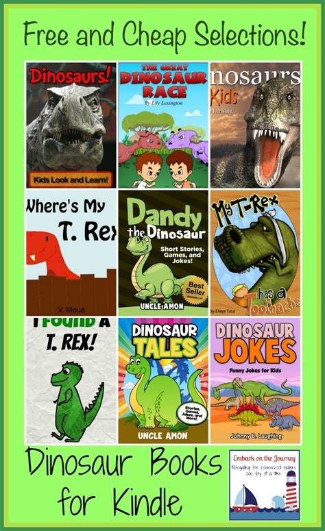 cheap picture books 10 free and cheap dinosaur books for kindle