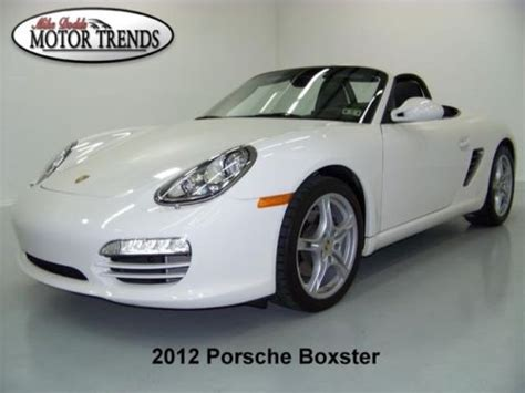 motor auto repair manual 2012 porsche boxster parental controls purchase used 2012 porsche boxster roadster p4h pkg convenience pkg pdk transmission bose 12k in