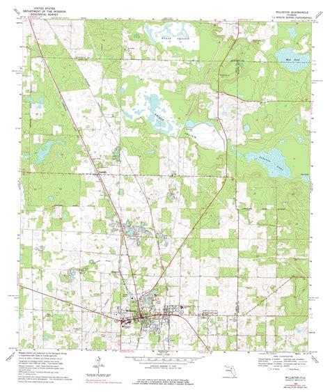 williston florida map williston topographic map fl usgs topo 29082d4