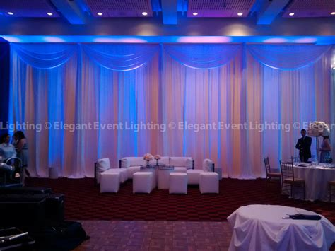 wall drape elegant event lighting weekend in review june 28 29