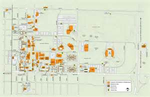 Bowling Green State University Map by The Popular Culture Scholars Association Bowling Green