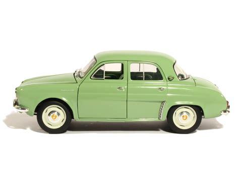 1958 renault dauphine renault dauphine 1958 norev 1 18 autos miniatures