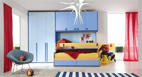 Ikea Twin Loft Bed by 25 Cool Boys Bedroom Ideas By Zg Group Digsdigs