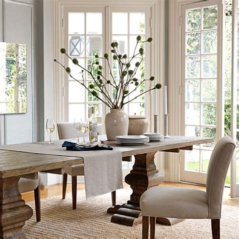 William Sonoma Dining Table Hermitage Dining Table Rectangular Williams Sonoma Beautiful Yards And Homes
