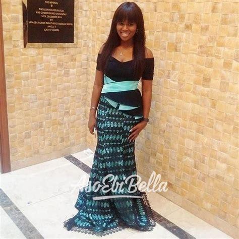 dress yossie bellanaija weddings presents asoebibella vol 130