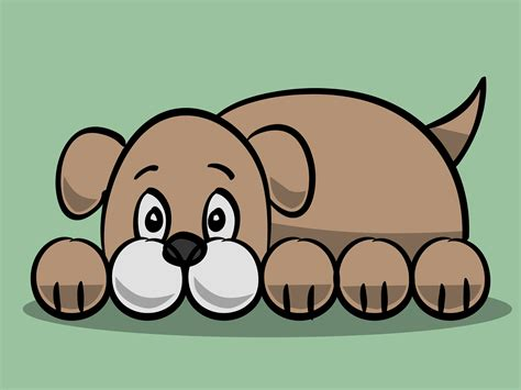 easiest puppies to easy to draw how to draw a puppy simple easy step by step