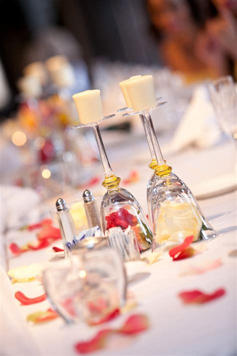 Out Of The Box Centerpieces Minneapolis Event Planning Wedding Centerpieces With Wine Glasses