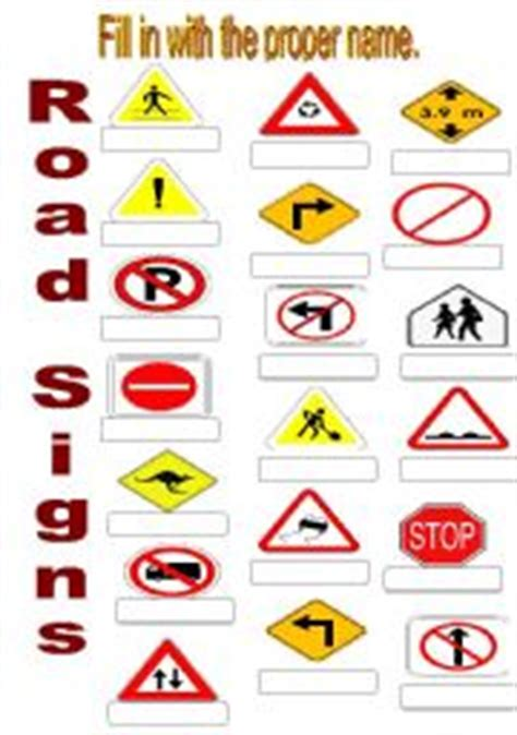 printable road sign test pin printable road sign test hawaii dermatology pictures