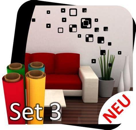 Aufkleber Cube by Cube Wandtattoo Wandaufkleber Aufkleber Deko Tattoo Set