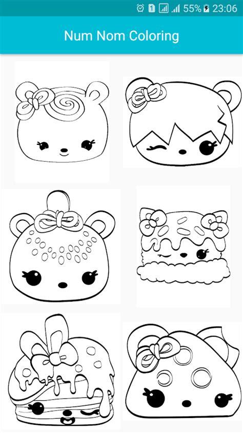 coloring pages num noms num noms coloring pages coloring page cartoon