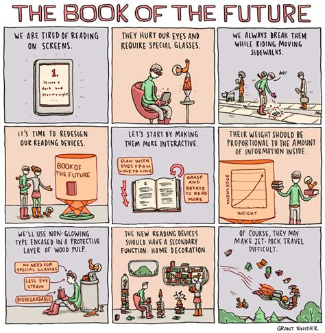 incidental comics the book of the future