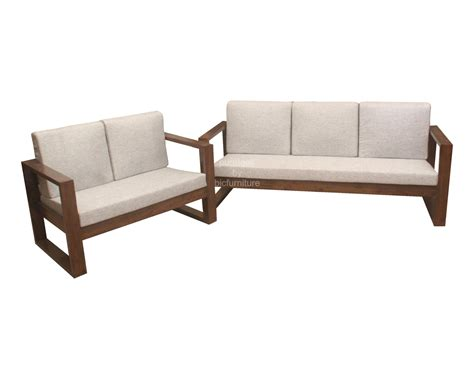 simple wood sofa simple sofas simple brown wooden white sofa offers e