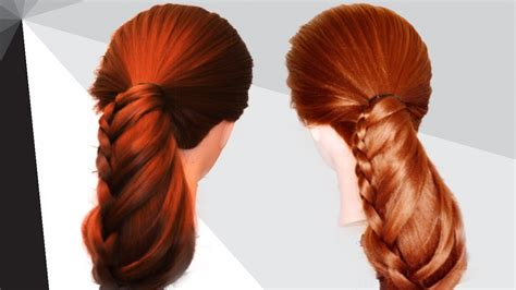 making different hairstyles at home how to make different hairstyles at home for girls hair