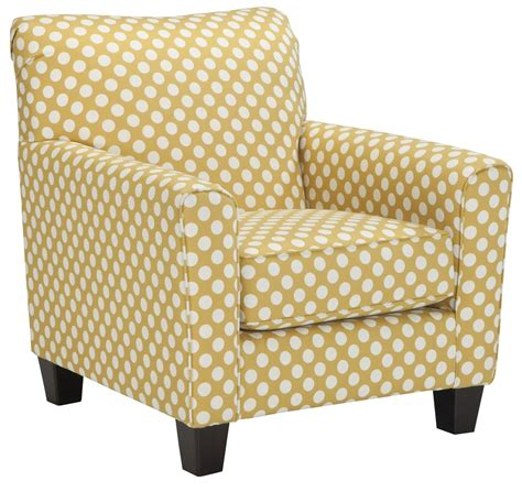 Yellow Accent Chair Brindon Yellow Accent Chair From 5390121 Coleman Furniture