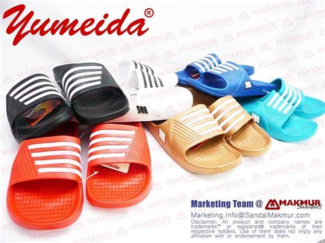 Sepatu Boot Yumeida sandal yumeida 7011 grosir toko sandal makmur