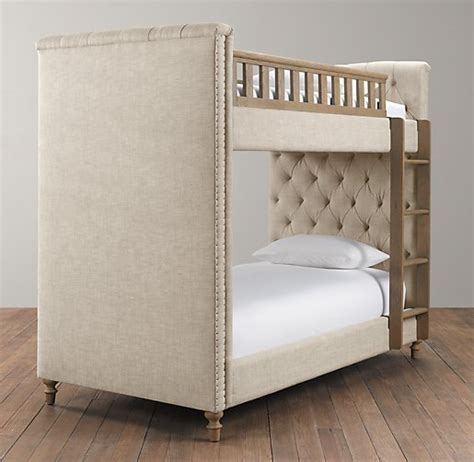 Tufted Bunk Bed Chesterfield Tufted Bunk Bed