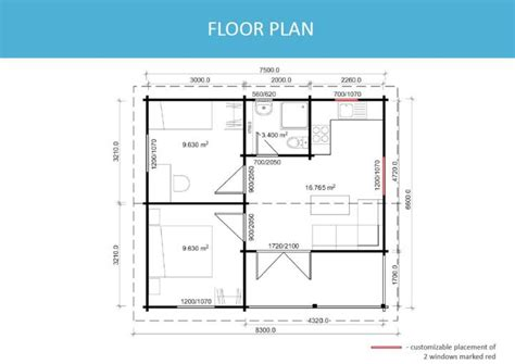 floor plan flat granny flat cyprus 40m 178 yzy kit homes