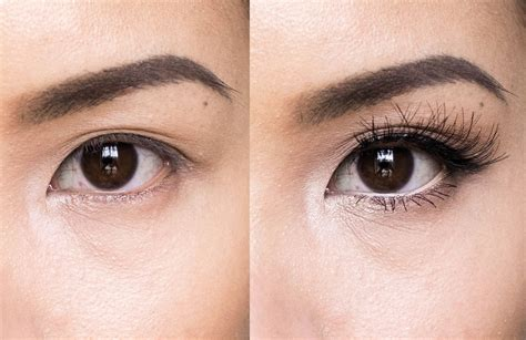Mascara Make makeup make asian look bigger mugeek vidalondon