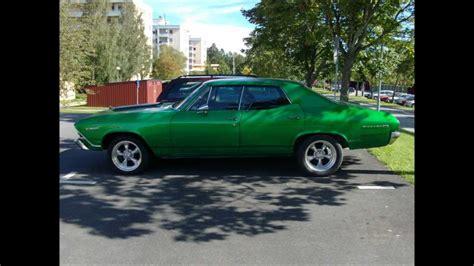 1969 Chevelle 4 Door For Sale by 1969 Chevrolet Chevelle Malibu 4 Door Sport Sedan Hardtop