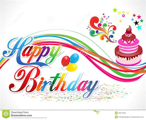 happy birthday background design vector happy birthday background happy birthday pinterest