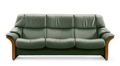 Stressless Eldorado Sofa by Circle Furniture Eldorado Stressless Highback Sofa