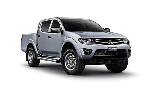 Mitsubishi L200 2014 2014 Mitsubishi Triton Concept