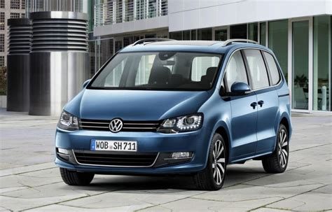 2020 vw sharan 2020 vw sharan colors changes release date interior