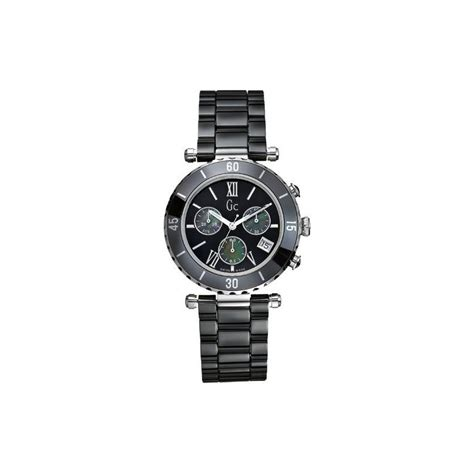 Guess Collection Diver Chic Gc I43001m1 montre gc mini diver chic ceramique femme