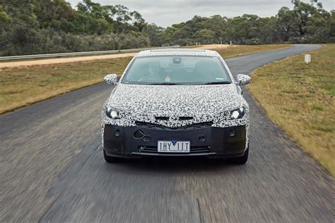 opel commodore 2018 2018 holden commodore review new opel insignia driven in