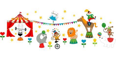 Wandtattoo Kinderzimmer Zirkus by Wandsticker Kinderzimmer Zirkus Zirkustiere Miyo Mori