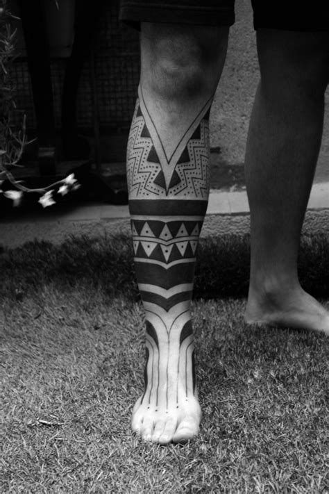 tribal tattoos on foot best 25 tribal foot tattoos ideas on