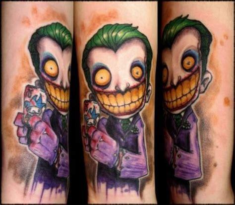 joker tattoo las vegas 11 best images about superhero villain tattoos on pinterest