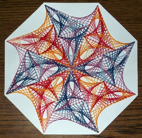 String Patterns And - string mandala 2 by terhesati on deviantart