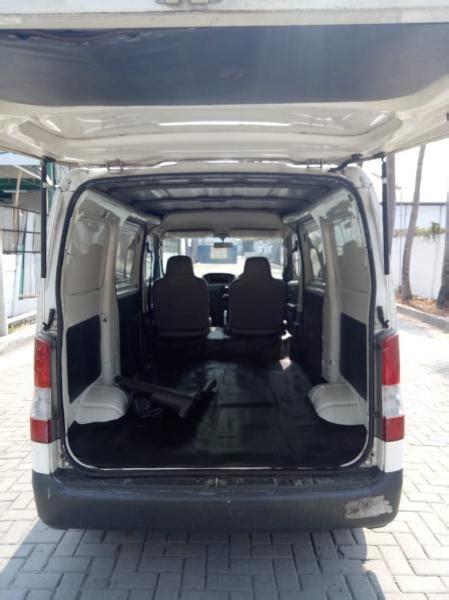 gran max box daihatsu grandmax  cc blindvan
