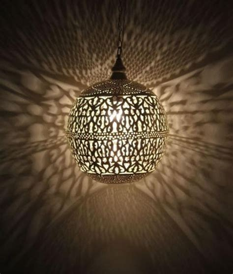 moroccan pendant l lighting by e kenoz