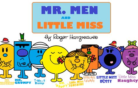 mister the men who image gallery mr men