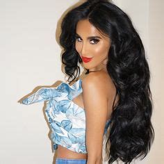 golnesa gharachedaghi hair extensions 1000 images about lilly ghalichi on shahs of