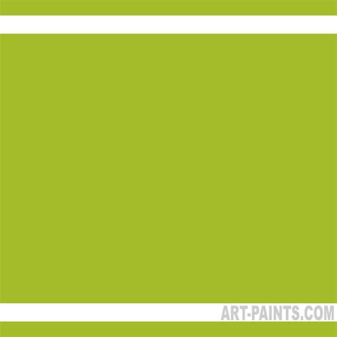 paint colors yellow green yellow green color acrylic paints xf 4 yellow green