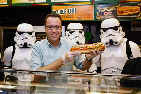 Subway Background Check Ex Subway Pitchman Jared Fogle S Victims Get At Least 1 Million Nbc News