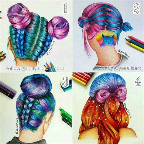 cool hairstyles drawing 1000 ideas about cool drawings on pinterest drawings