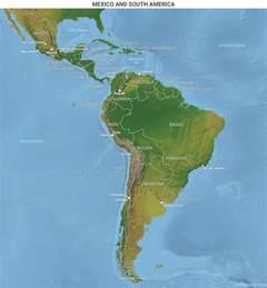 south america s strategic value to mexico geopolitical