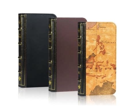 beautiful book style iphone covers  cases