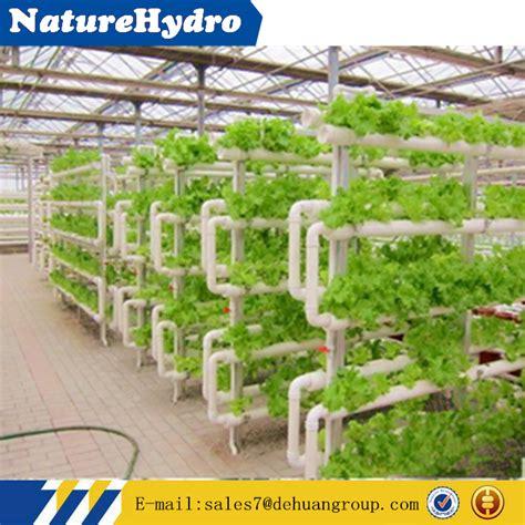 Pipa Hidroponik Vertikal nft engomada pvc vertical hidropon 237 a fresa lechuga