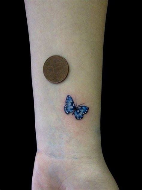 small blue butterfly tattoo 110 small butterfly tattoos with images tat