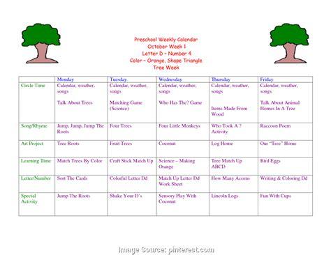 free lesson plan templates blank lesson plan template for preschool