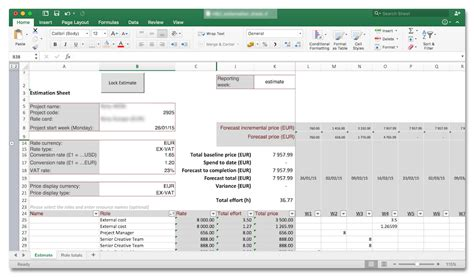 keep track of project milestones with this excel based tool blogs