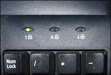 Numeric Keyboard M Tech how do you change the laptop numeric keyboard config